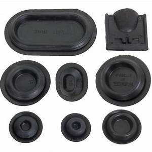 Ford Mustang Rubber Grommet Kit
