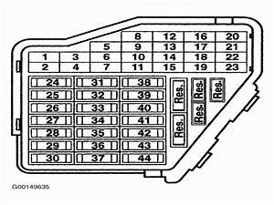 2005 Nissan Sentra Fuse Box Location