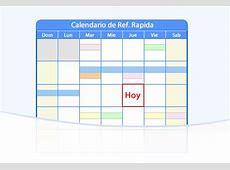 WinCalendar Creador de Calendario y descargas de