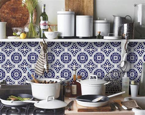 Awesome Tile Stickers Removable Vinyl Wallpaper Designs Solution For Renters by Tile Decals Tiles For Kitchen Bathroom Back Splash