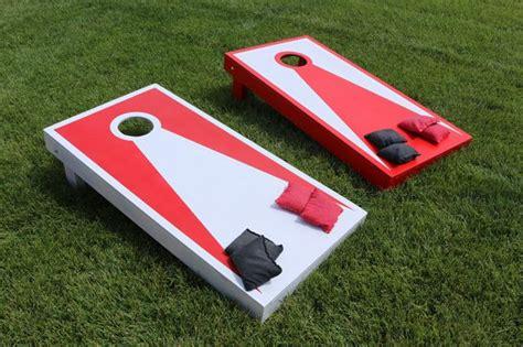 cornhole board plansoutdoor yard game planyard game plan
