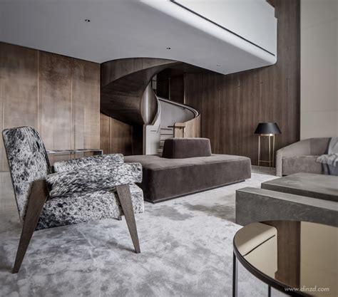 W Design无间设计建筑有限公司 Interior design living room Home and living Home decor