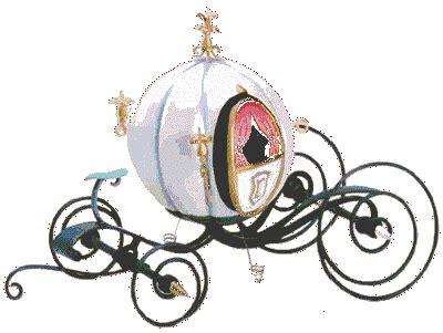 carrozza zucca di cenerentola cenerentola cinderella