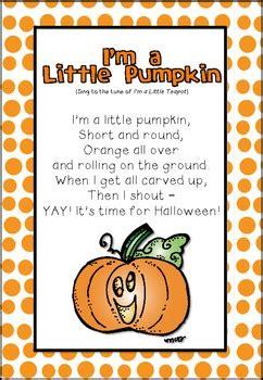 poem i m a pumpkin freebie by bookish 134 | original 365135 1