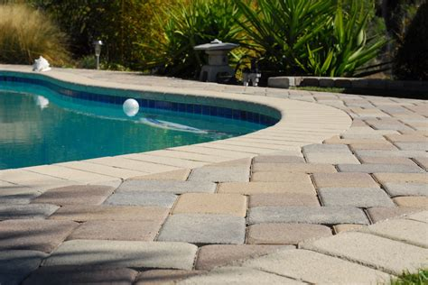 Resurface Pool Deck With Pavers by Sealing Concrete Pavers The How And Why And What To