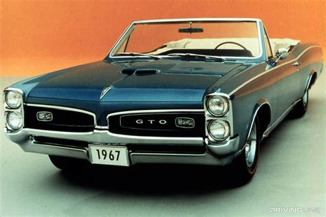 Pontiac Gto Through The Years