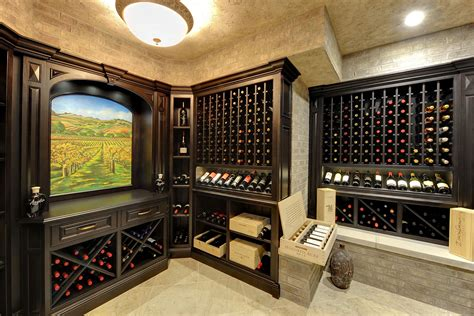 wine cellar racks plans wine cellars chicago at glenview haus visit our showroom