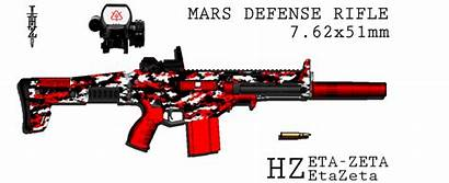 Assault Deviantart Rifles Rifle Mars
