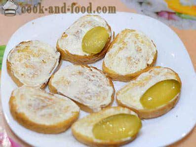 A vienkārša recepte sviestmaizes ar šprotēm