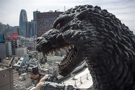 A Godzilla Theme Park Attraction Is Opening Next Year