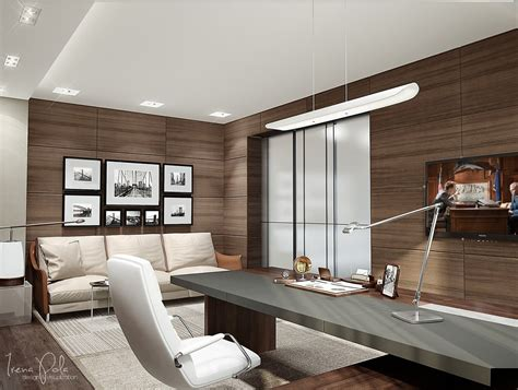 Ultra Modern Home Office Interior Design Ideas House