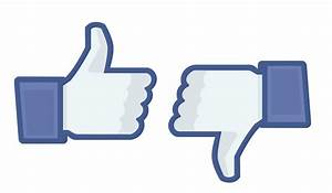 """Facebook is finally testing the """"I do not like"""" button ..."""
