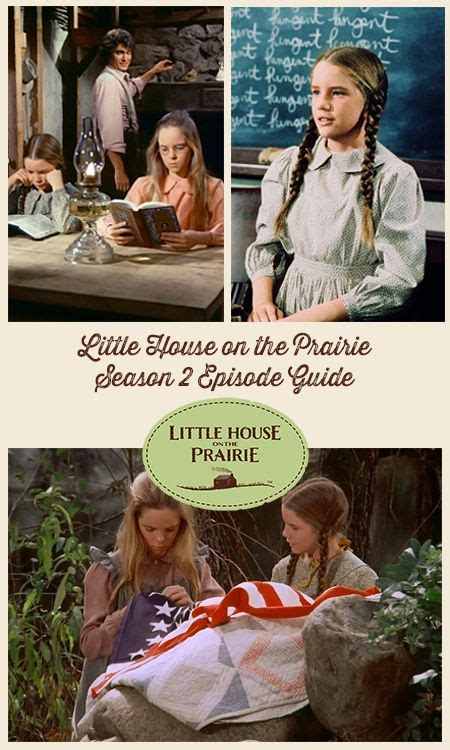 house on the prairie season 2 episode guide with