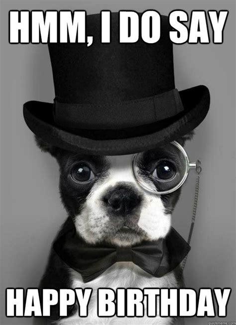 Dog Birthday Meme - happy birthday meme free large images