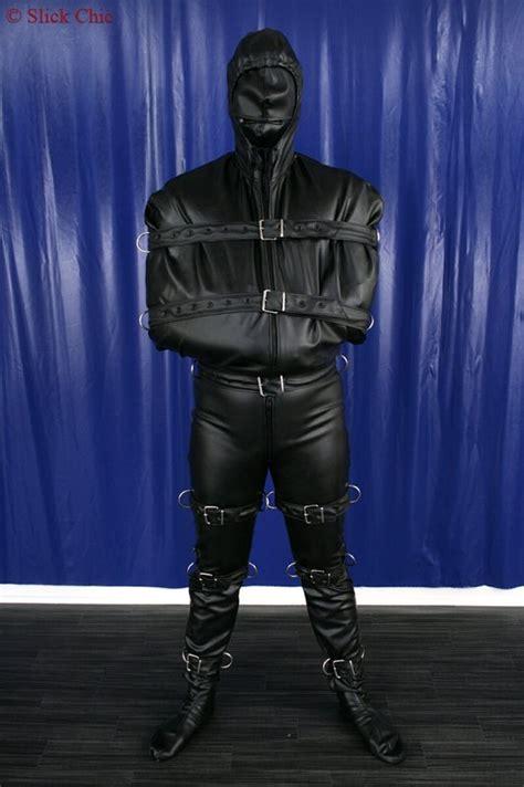 punishment suit   rings  belts