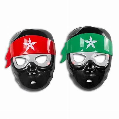 Ninja Mask Masks Face Karatemart Plastic