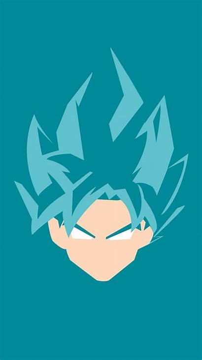 Goku God Saiyan Super Wallpapers Mobile Phone