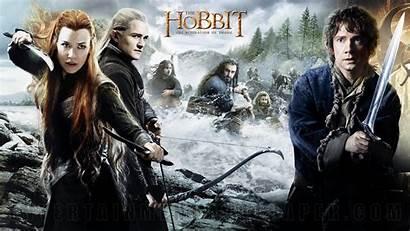 Hobbit Armies Battle Five Smaug Desolation Wallpapers