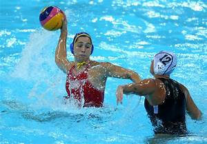 Olympic water polo players of Spain