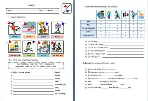 modal verbs elementary worksheet images frompo