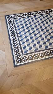 Tapis Carreaux De Ciment Saint Maclou : tapis de carrelage fait par st maclou 2019 ~ Nature-et-papiers.com Idées de Décoration