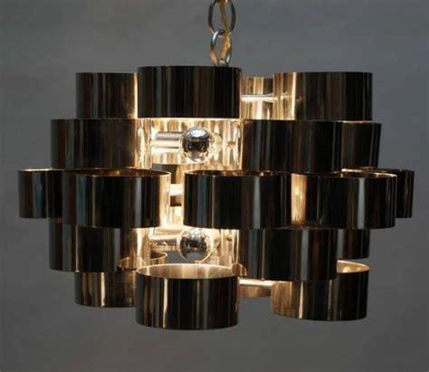modern lighting fixtures  retro styles adding chic