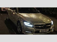 CrystalEncrusted MercedesBenz CLS 350 For Sale