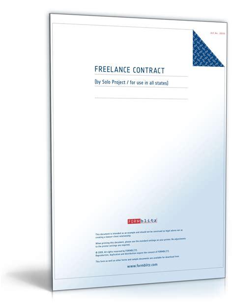 freier mitarbeitervertrag auf englisch muster vorlage