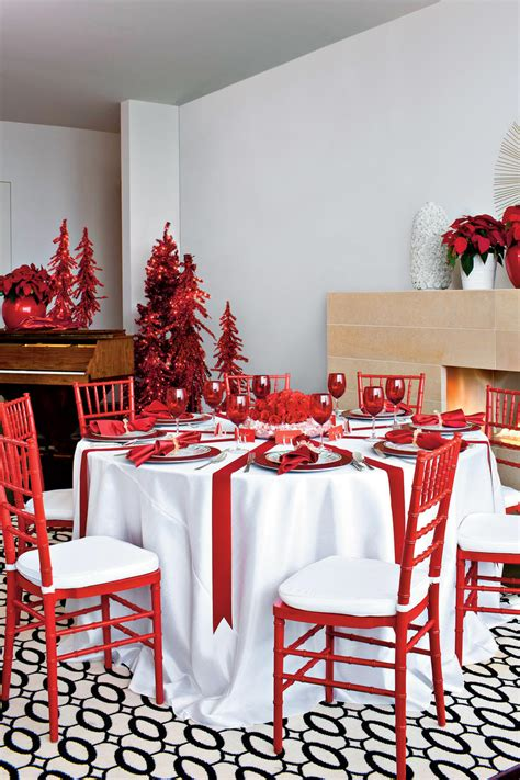 ide dekor natal  meja makan casaindonesiacom