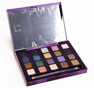 Urban Decay Vice 2 Eyeshadow Palette Review, Photos ...