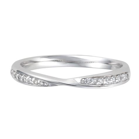 platinum twist diamond wedding ring from berry s jewellers