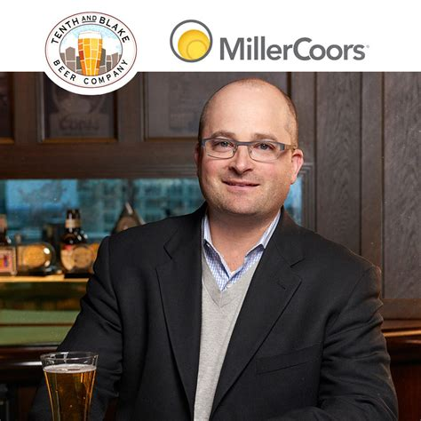 millercoors names pete marino president  tenth  blake