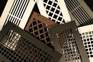 Grille Metal Decorative : hvacquick steelcrest bronze series custom metal grilles and registers ~ Melissatoandfro.com Idées de Décoration