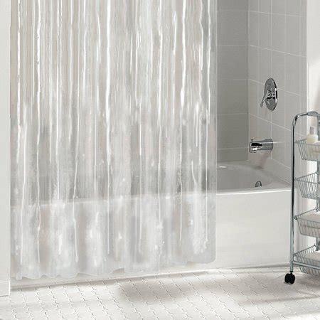 peva shower curtain excell peva shower curtain liner walmart