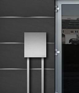 Briefkasten Freistehend Edelstahl : briefkasten edelstahl b1 steel freistehend z e ~ Bigdaddyawards.com Haus und Dekorationen