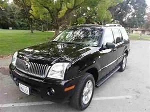 Buy Used 2003 Mercury Mountaineer Premier Awd V8 4 6l Like Explorer In Los Gatos  California
