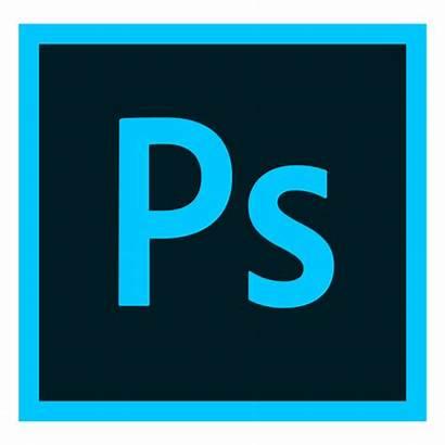 Photoshop Adobe Cc Ps Icon Transparent Colored