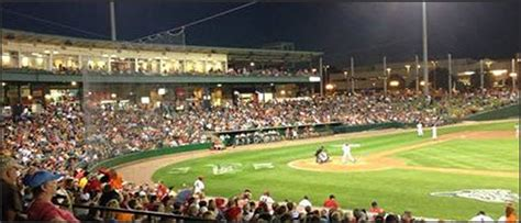 Dozer Park is the home of the Peoria Chiefs - Class A ...