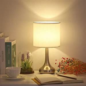 Haitral, Bedside, Table, Lamp