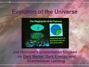 PPT - Cos mology Through the UniverseAdventure PowerPoint ...