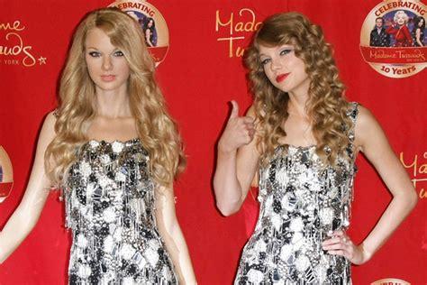 Wax Figure Fails: Taylor Swift