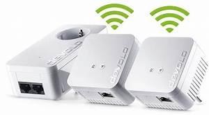 Wlan Verstärker Reichweite : devolo powerline wlan dlan 550 wifi kit 500mbit 1xlan ~ Watch28wear.com Haus und Dekorationen