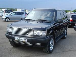 2000 Land Rover Range Rover Photos  Informations  Articles