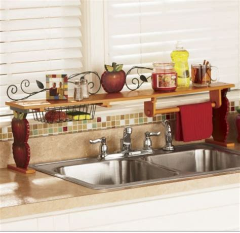 Kitchen Decorating Ideas With Apples by Scroll Apple The Sink Shelf Don T Like The Apple
