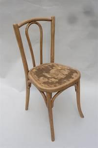 Chaise Bois Vintage : chaise bistrot bois vintage les vieilles choses ~ Teatrodelosmanantiales.com Idées de Décoration