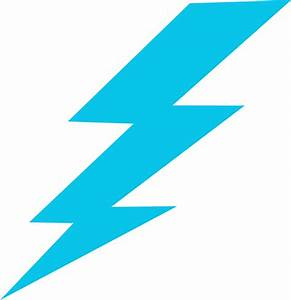 Blue Lightning Bolt Clipart | Clipart Panda - Free Clipart ...
