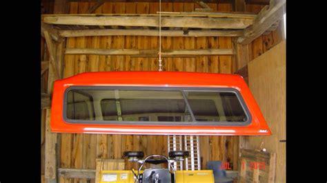 single point truck cap lift hoist silverado