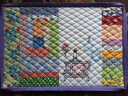 Placemats Patterns Quilted Quilting Place Placemat Simple