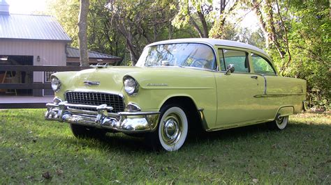 Chevrolet Dealers Nc by 1955 Chevrolet 210 Stock A117 For Sale Near Cornelius