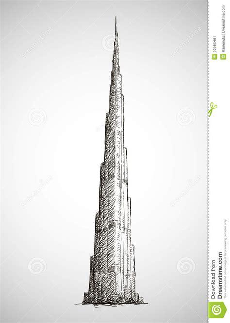 HD wallpapers burj khalifa architectural design